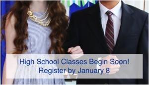 High school begins soon